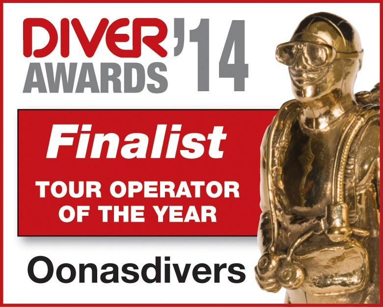 Diver Awards Finalist 2014